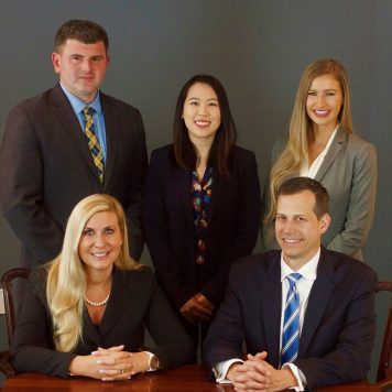 Reed Law Firm, PLLC Group Photo